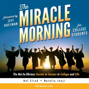 FYPC Podcast Ep 3: Natalie Janji, TEDx Speaker & Author of The Miracle Morning for College Students 1