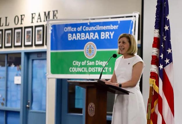 Barbara Bry, Running for San Diego Mayor, Passion Career Podcast Q&A